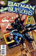 Batman and the Outsiders (2007 2nd Series) 14