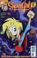Supergirl Cosmic Adventures in the 8th Grade (2008) 1