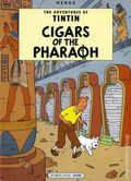 Adventures of Tintin Cigars of the Pharaoh GN (1975 LBC) 1-REP