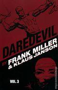 Daredevil TPB (2008-2009 Marvel) By Frank Miller and Klaus Janson 3-1ST