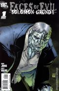 Faces of Evil Solomon Grundy (2008) 1