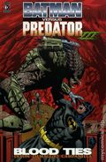 Batman vs. Predator III Blood Ties TPB (1998 Titan Edition) 1-1ST