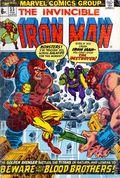 Iron Man (1968 1st Series) U.K. Edition 55UK