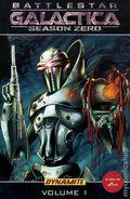 Battlestar Galactica Season Zero TPB (2008-2009 Dynamite) 1A-1ST