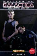 Battlestar Galactica Season Zero TPB (2008-2009 Dynamite) 1B-1ST