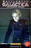 Battlestar Galactica Season Zero TPB (2008-2009 Dynamite) 2B-1ST