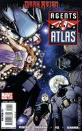 Agents of Atlas (2009 Marvel) 1A