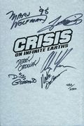 Crisis on Infinite Earths HC (1998 DC) Limited Edition  1S-1ST