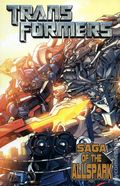 Transformers Movie Prequel Saga of the Allspark TPB (2009) 1-1ST
