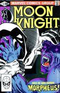 Moon Knight (1980 1st Series) Mark Jewelers 12MJ