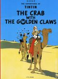 Adventures of Tintin Crab with the Golden Claws GN (1981) 1-REP