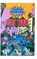 Super Powers Collection Mini Comic (1983) 2