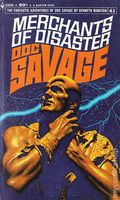 Doc Savage PB (1964-1985 Bantam Novel Series) 41-1ST