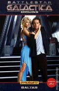 Battlestar Galactica Origins Baltar TPB (2009 Dynamite) 1-1ST