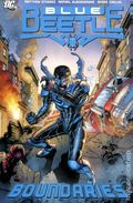 Blue Beetle Boundaries TPB (2009) 1-1ST