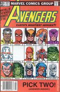 Avengers (1963 1st Series) Mark Jewelers 221MJ