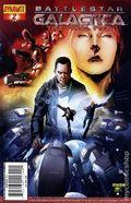 Battlestar Galactica The Final Five (2009 Dynamite) 2A