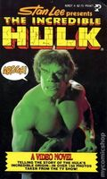Incredible Hulk PB (1979 Pocket Book Video Novel) 1-1ST