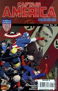 Captain America Comics 70th Anniversary Special (2009 Marvel 1A