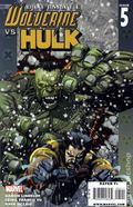 Ultimate Wolverine vs. Hulk (2006) 5A