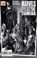 Marvels Eye of the Camera (2008) Black and White 5