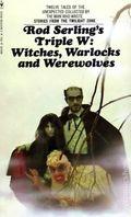 Rod Serling's Triple W PB (1963 Bantam Books Novel) 1-REP