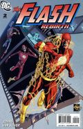Flash Rebirth (2009 DC) 2A