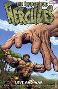 Incredible Hercules Love and War TPB (2009 Marvel) 1-1ST