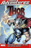 Marvel Adventures Thor TPB (2009 Digest) Featuring Doctor Strange, Ant-Man, and Captain America 1-1ST