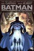 Batman Whatever Happened to the Caped Crusader? HC (2009 DC) Deluxe Edition 1-1ST