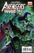 Avengers Invaders (2008 Marvel Dynamite) 11A