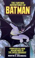 Further Adventures of Batman PB (1989 Bantam Novel) 1-1ST