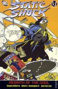 Static Shock Rebirth of the Cool TPB (2009 DC) 1-1ST