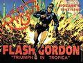 Flash Gordon by Alex Raymond HC (1990-1994 Kitchen Sink) 6-1ST
