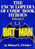 Encyclopedia of Comic Book Heroes SC (1976) 1-1ST