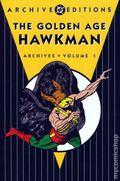 DC Archive Editions Golden Age Hawkman HC (2005 DC) 1-1ST