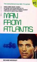 Man from Atlantis PB (1977 Novel) 1-1ST