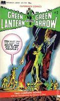 Green Lantern/Green Arrow PB (1972 Paperback Library) 2-1ST