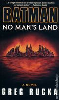 Batman No Man's Land PB (2001 Bantam Books Novel) By Greg Rucka 1-1ST