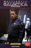 Battlestar Galactica Origins Adama TPB (2009 Dynamite) 1-1ST