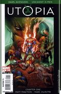 Dark Avengers Uncanny X-Men Utopia (2009) 1A