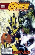 Uncanny X-Men First Class Giant-Size Special (2009) 1