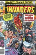 Invaders (1975 Marvel 1st Series) Pizzazz Variant 24PIZ