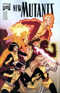 New Mutants (2009 3rd Series) 1C