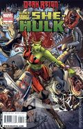 All New Savage She-Hulk (2009 Marvel) 1B
