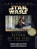 Art of Star Wars SC (1997 Del Rey Books) Episodes IV-VI Revised Edition 3-1ST