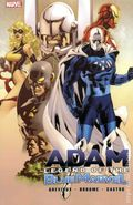 Adam Legend of the Blue Marvel TPB (2009 Marvel) 1-1ST