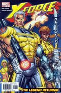 X-Force (2004 2nd Series) 1XW-SIGNED