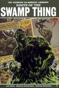 Roots of the Swamp Thing HC (2009 DC Library) 1-1ST