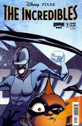 Incredibles (2009 1st Series Boom Studios) 2nd Printing 1C